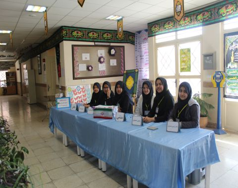 برگزاری انتخابات شورای دانش آموزی