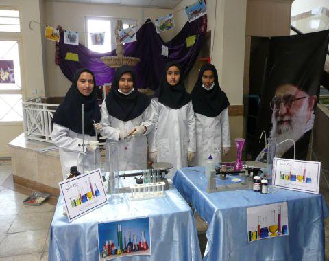 برگزاری مسابقات آزمایشگاهی جهت شرکت در جشنواره نوجوان خوارزمی